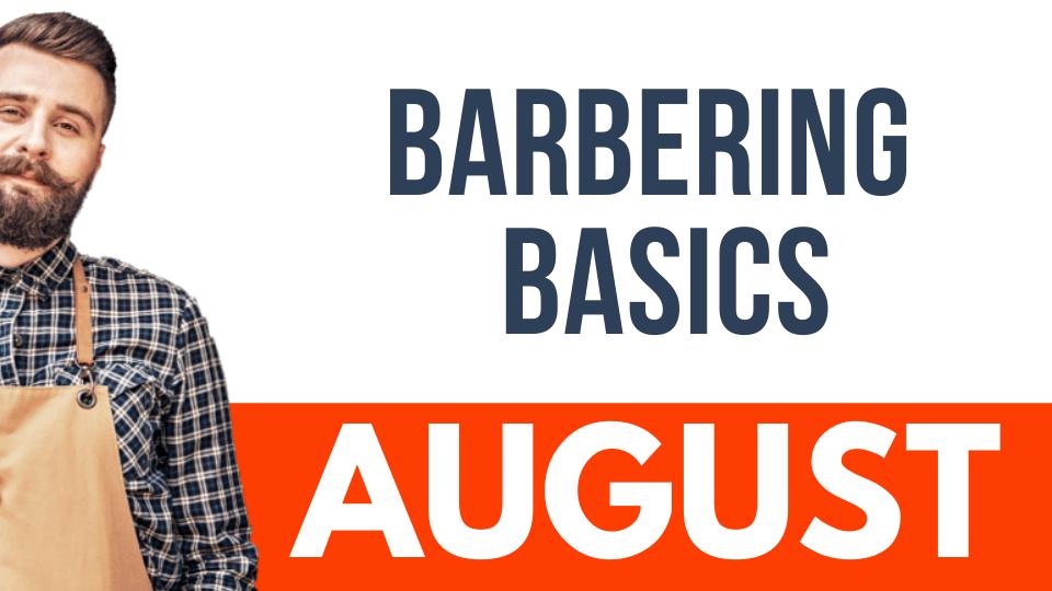 Barber Basics Masterclass