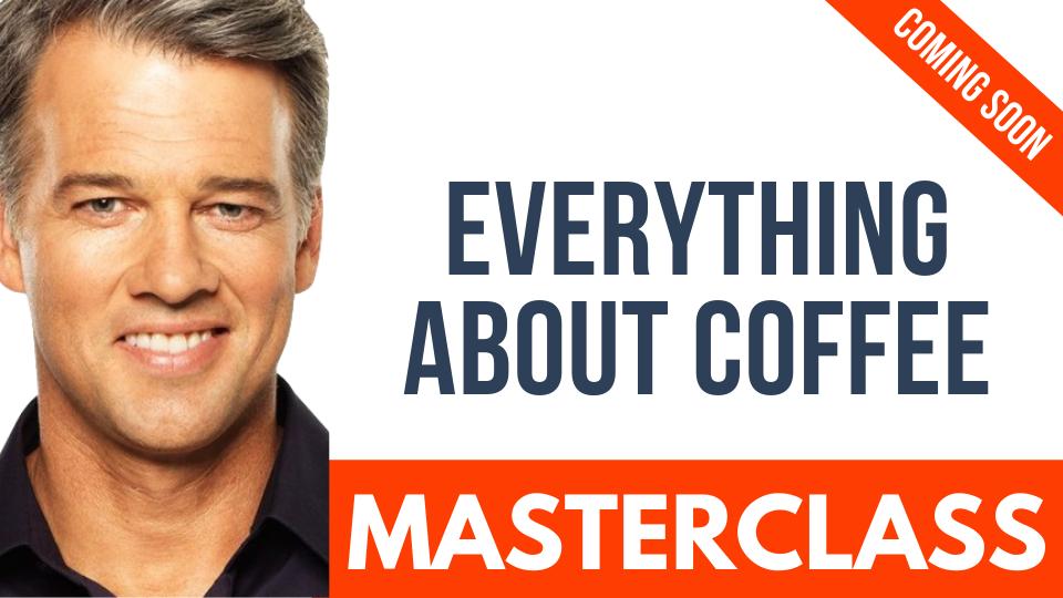 Coffee Masterclass