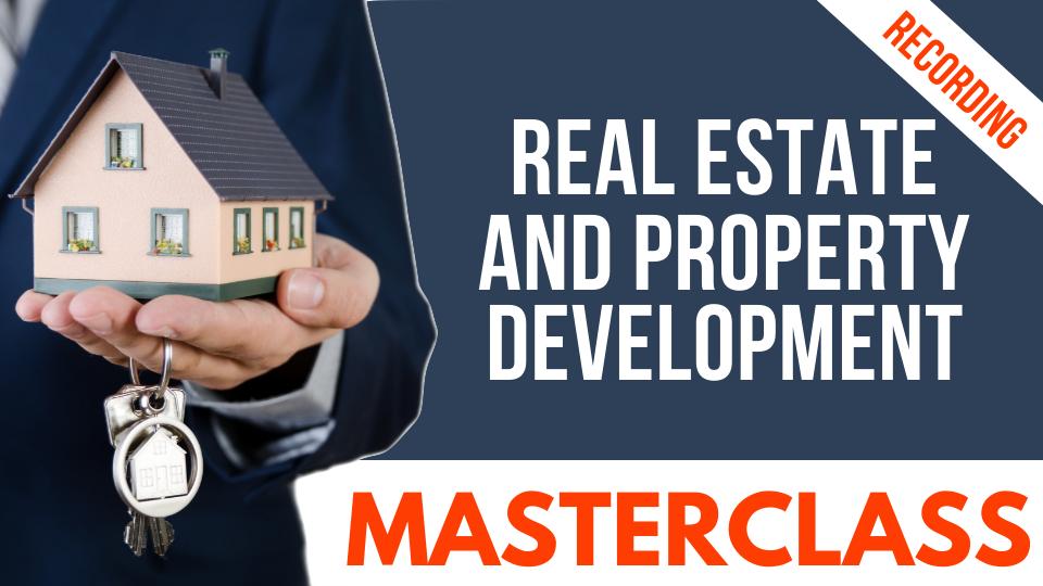 Property Development Masterclass