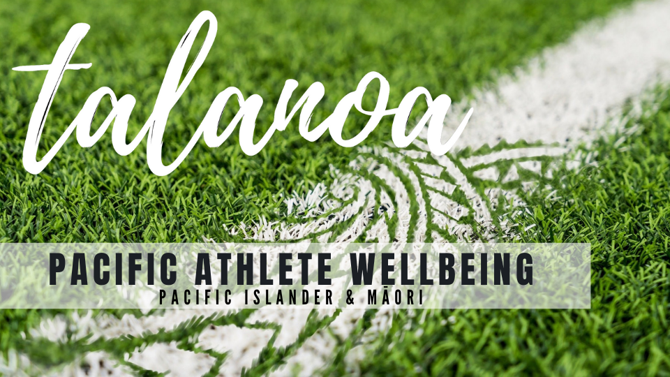 Pacific Athlete Wellbeing